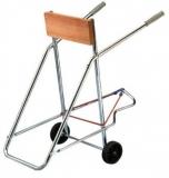 Außenbordmotor Trag-Gestell, fahrbar Gewicht max. 50 kg