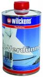 Wilckens DD-Verdünner 1000 ml für DD-Hartlack und Polyurethanlacken
