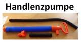 BilgePumpe Lenz Hand Pumpe Länge 750mm