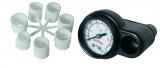 Manometer für Pumpe 026004 + Pumpe 026006