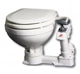 Die Johnson Pump - AquaT  - Marine Toiletten Die Pumpe ist für die Handbedienung  Standard