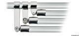 Gabelgelenke für Dreifachbogen 30mm Rohr, Abstand A 40mm