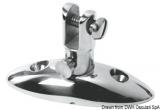 STREAM LINE Verdecksbasis mit abnehmbarer Gabel 22mm und 25mm