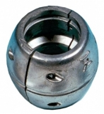 Anode Wellendurchmesser von 22mm Wellenanode Zink in Kugelform