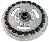 Rubber-Block Drive Durchmesser 352mm, Lochkreis 332mm für Technodrive Getriebe TM93