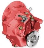 Bootswendegetriebe TMC 345A Untersetzung 1,54