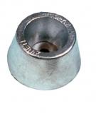 Anode Aluminium 0,41kg  für Bolzenmontage ø 80 mm