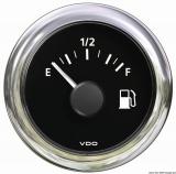 Treibstoffanzeiger 10/180 Ohm  VDO ViewLine Farbe schwarz