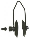 Spülklammer für Außenbordmotor Modell Eckig