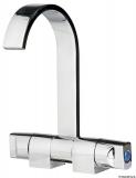Wasserhähne STYLE, klappbar warm/kalt Mischbatterie