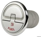 Einfüllstutzen Quick Lock Fuel gerade 50mm