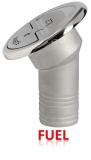 Einfüllstutzen Quick Lock Fuel abgewinkelt 30 Grad 38mm