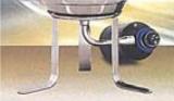 Magma Grill Halterung aus 3 Füßen zum Aufstellen des Grills