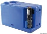 Schmutzwassertank mit integriertem Zerhacker. 77 Liter 24V