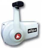 Teleflex A89 Einhebelbedienung Weiß Schaltbox
