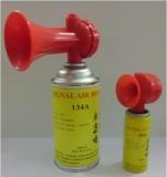 Gas Handwarngerät mit Gaskartusche FCKW frei 300ml
