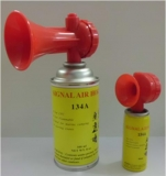 Gas Handwarngerät mit Gaskartusche FCKW frei 50ml