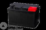 allpa Sport AGM Batterie 12V 60Ah