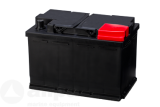allpa Deep Cycle AGM Batterie 12V 125Ah