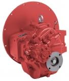 Bootswendegetriebe TECHNODRIVE TM 170 Untersetzung 2,50