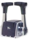 Teleflex Einhebel-Fernbedienung TWIN Standard A80/D für zwei Motoren
