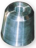 Zinkanode für 35mm Welle für Hutmuttermontage