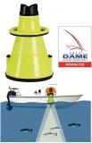 Zerlegbares Unterwassersichtgerät Day/Night mit Licht