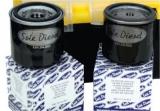 Diesel filter für SOLÉ MINI 74 70PS