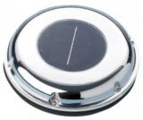 Solarlüfter mit eingebautem Akku für bis zu 24 Stunden Ventilationsbetrieb