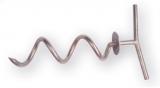 Anlege-Spirale Aus NIRO. L=340 mm