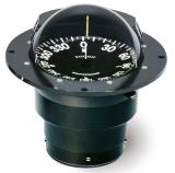 Ritchie Einbaukompass Globemaster FB-500 für Motorboote 5 Zoll schwarz