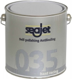 Seajet 035 Hard Racing Antifouling Weiß 750 ml