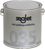 Seajet 035 Hard Racing Antifouling Weiß 2500 ml