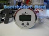 Teleflex Digital- Tiefenmesser Lido Pro komplett mit universellem Geber