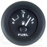 Tankanzeiger US Ausführung E-1 / 2-F Fuel (SW) Premier Pro