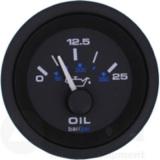 Öldruckanzeiger: Premier Pro  (SW) 0-80 psi Anzeige