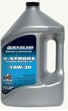 Quicksilver Viertakt-Außenborder-Öl 10W-30  8M0086221 4 Liter