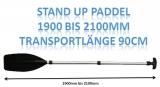 Stand up Paddel paddle für die stehende Benutzung Länge 210cm