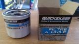 Quicksilver Ölfilter für Mercury Motoren 8-30 PS  822626Q03