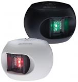 Aqua Signal Serie 34 LED Steuerbord Gehäuse weiß Licht Grün