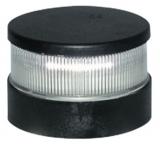 Aqua Signal Serie 34 LED weiß, rundum Gehäuse schwarz Licht 360°