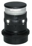 Aqua Signal Serie 34 LED Topp Dampferlicht + Anker Masthead + Anchor  Gehäuse weiß 225° + 360°