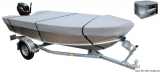 Abdeckplane für offene Boote  Länge 410/430 cm