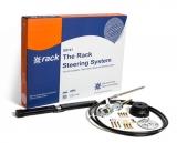 Rack Steuersystem bis 235PS Seastar Solutions Teleflex 7 Fuß ca. 213 cm