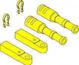 Anschlußsatz für Kabel CC230 & CC330 & CCX633 für OMC Außenborder