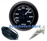 Speedo Geschwindigkeitsmesser Kit 75 Knoten Premier Pro