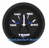 Wassertemperatur Anzeige US Ausführung  120-240°F Premier Pro
