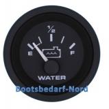 Wassertankanzeige - Water Tank Gauge  Ausführung Geber 10-180 Ohm (VDO)   Premier Pro