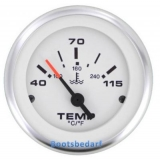 Wassertemperatur Anzeige US Ausführung  40 - 120° C Lido Pro