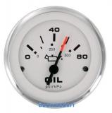 Öldruckanzeiger: Lido Pro  (SW) 0-80 psi Anzeige
